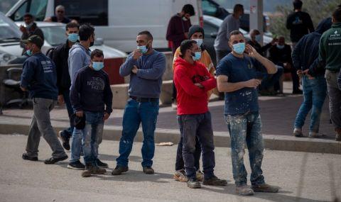 Държава разреши да не се носят маски на улиците