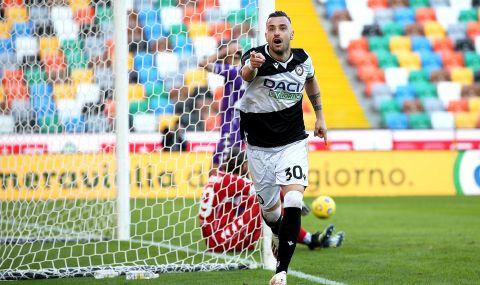 Национал на Северна Македония бе изгонен от тима, защото изкрещя обидни реплики, след като вкара гол