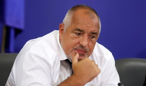 Съучастниците на Борисов днес най-силно викат