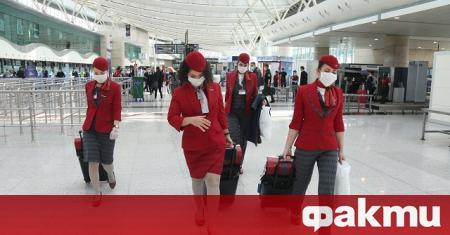 Турция е сертифицирала общо 53 летища досега като надеждни срещу