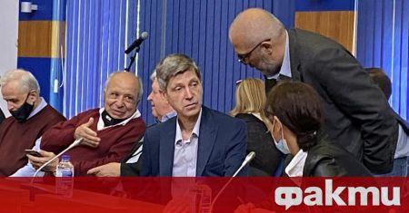 """Жан Виденов става организационен секретар на """"Ляв съюз за чиста"""
