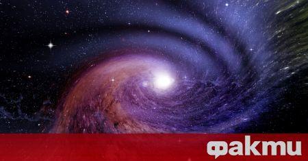 Астрономи са уловили изображение на