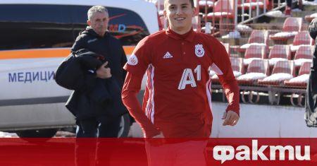 Един от големите таланти на школата на ЦСКА - Мартин
