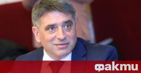 Министърът на правосъдието Данаил Кирилов направи странен коментар снощи в