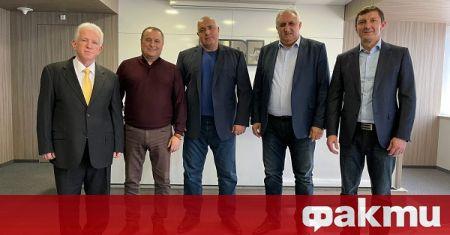Гражданско сдружение ДЕН ще подкрепи ГЕРБ за предстоящите парламентарни избори