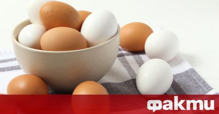 Човечеството консумира яйца от незапомнени времена и може би точно