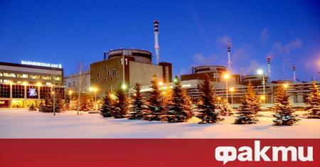Балаковската АЕЦ бе призната за най-добрата атомна електроцентрала в Русия