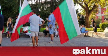 Протестиращите в Пловдив подкрепиха Народното въстание в столицата, предаде Българското