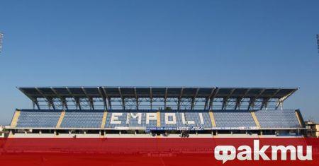 Отборът на Емполи спечели промоция в Серия А за следващия