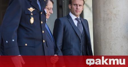 Президентът на Франция Еманюел Макрон ще пътува до Бейрут, съобщи