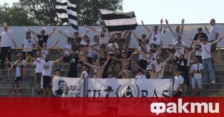 """Привържениците на Славия от """"Национален фенклуб на слависта"""" призоваха за"""