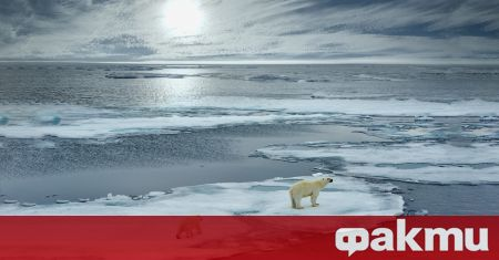 """Първият хидрометеорологичен спътник от серията """"Арктика-М"""", предназначен за заснемане на"""