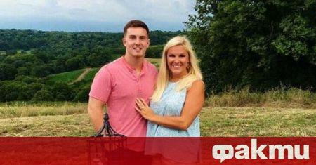 В американския щат Алабама 27-годишната омъжена учителка по математика Аштън