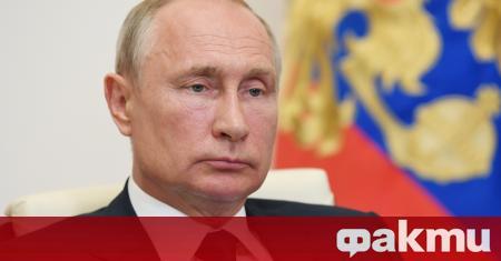 Руският президент Владимир Путин заяви, че въоръжените сили на Руската