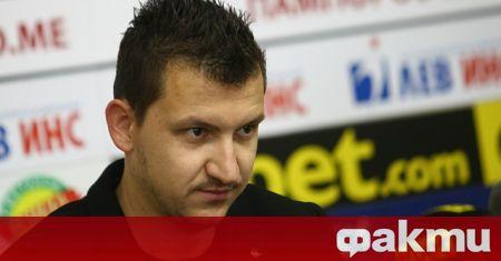 Треньорът на ЦСКА Любослав Пенев коментира евентуалното привличане на звездата