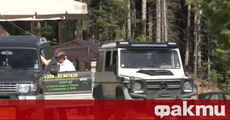 Незаконното движение на джипове в Рила отново предизвика напрежение. Екоминистърът