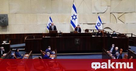 Израелският парламент преустанови планираните си за днес заседания, след като