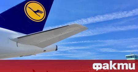 Авиокомпанията Lufthansa ще поднови полетите си до 20 дестинации до