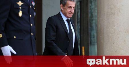 Френската финансова прокуратура поиска присъда от четири години за Никола