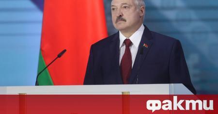 Президентът на Беларус Александър Лукашенко смята да предаде на Украйна