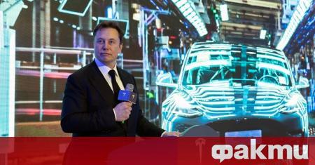 Основателят и собственик на Tesla Илон Мъск избухна снощи в