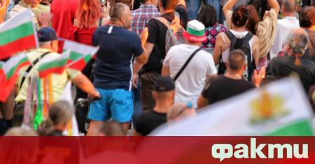 Освен в София и Пловдив, антиправителствени протести се проведоха и