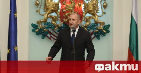 Президентът Румен Радев изнесе лекция пред преподаватели и студенти от