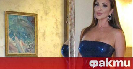 Българската прима на поп - фолка Глория и легендарната изпълнителка