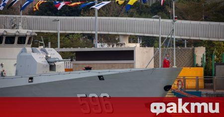 Между 2015 г. и днес Китай е събрал най-големите военноморски