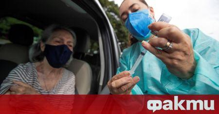 Скоростта на предаване на варианта Делта на коронавируса в Гърция