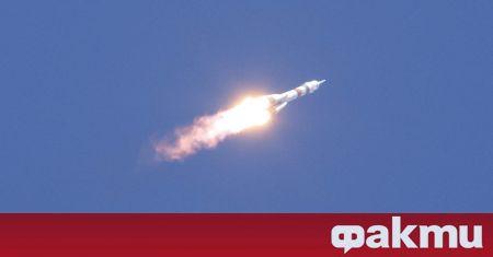 От пустинята Гоби към строящата се китайска космическа станция излетя