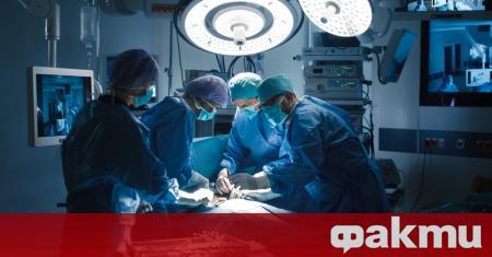 Италия първа в Европа извърши успешна белодробна трансплантация на пациент,