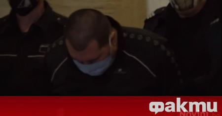 Започна гледането на мярката на 31-годишния мъж, който бе задържан