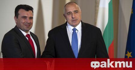 Премиерът Зоран Заев написа в официалния си профил във Фейсбук,