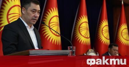 Парламентът на Киргизстан одобри отмяна на извънредното положение в столицата,