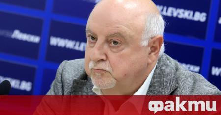 Бившият изпълнителен директор на Левски Константин Баждеков, който вече е