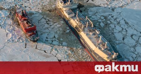 Руските атомни ледоразбивачи са осигурили транспортирането на 31,67 милиона тона