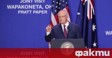 Премиерът на Австралия прие поканата на американския държавен глава Доналд