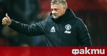 Мениджърът на Манчестър Юнайтед Оле Гунар Солскяер заяви, че Пол
