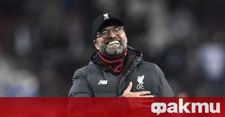 Треньорът на Ливърпул Юрген Клоп коментира изненадващата кончина на легендата