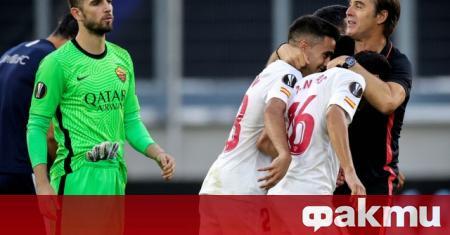 Севиля срази Рома с 2:0 и елиминира италианския тим на