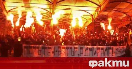 Феновете на Черно море почетоха паметта на Никола Спасов с