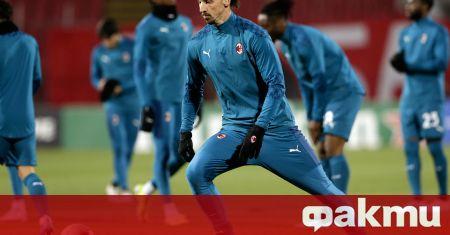 Звездата на Милан Златан Ибрахимович е под въпрос за предстоящото