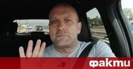 Тити Папазов продава мощния си черен джип за 38 000