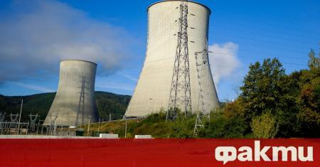 Цифрови близнаци на всички ядрени реактори на Франция ще бъдат