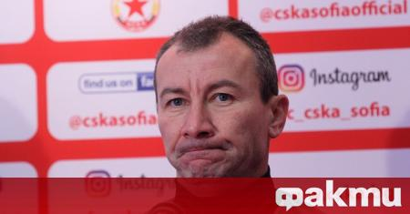 Стамен Белчев потвърди пред Тoпспорт, че е освободен от поста
