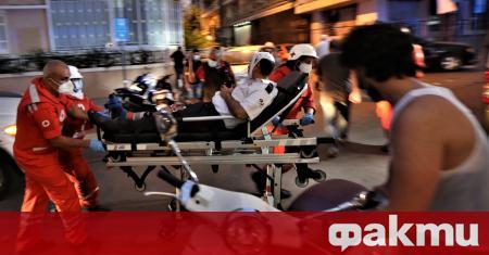 Експлозията, която разтърси Бейрут вчера вечерта, е отнела живота на