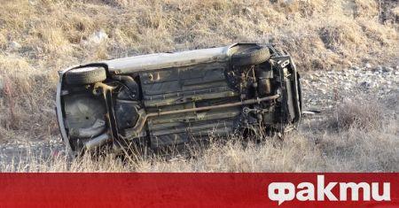Мъж е загинал при тежка пътна катастрофа в ловешкото село
