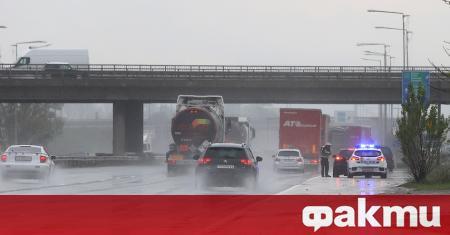 Засилен трафик се очаква днес в ранния следобед и привечер,