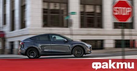 Само четири месеца след пазарния дебют на Model Y Tesla